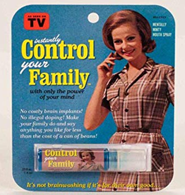 Intantly Control Your Family Breath Spray