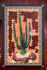 Catherine Cactus 252 Piece Puzzle