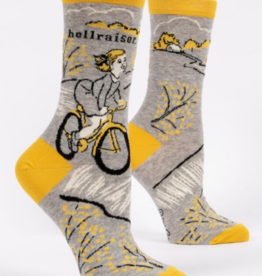 Hellraiser Bicycle Women's Crew Socks