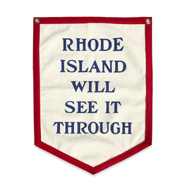 Rhode Island Will See It Through Camp Flag
