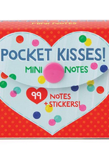 Pocket Kisses! Mini Notes