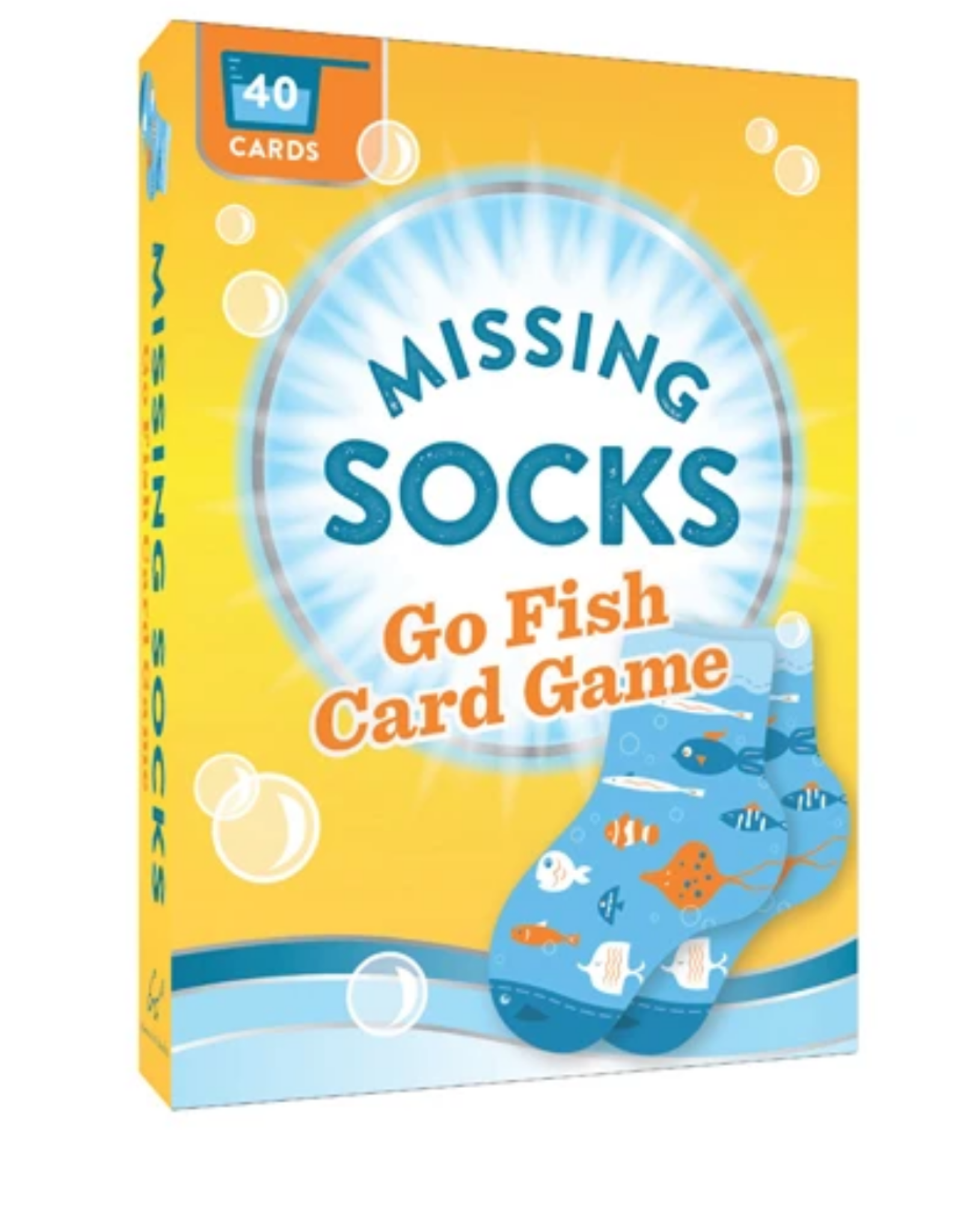 Missing Socks Go Fish Card Game
