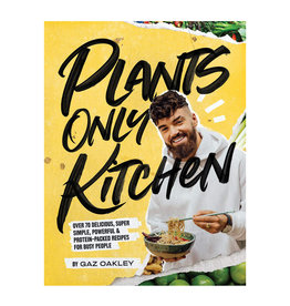 Plants Only Kitchen Cookbook