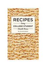 Recipes Every College Student Should Know Book