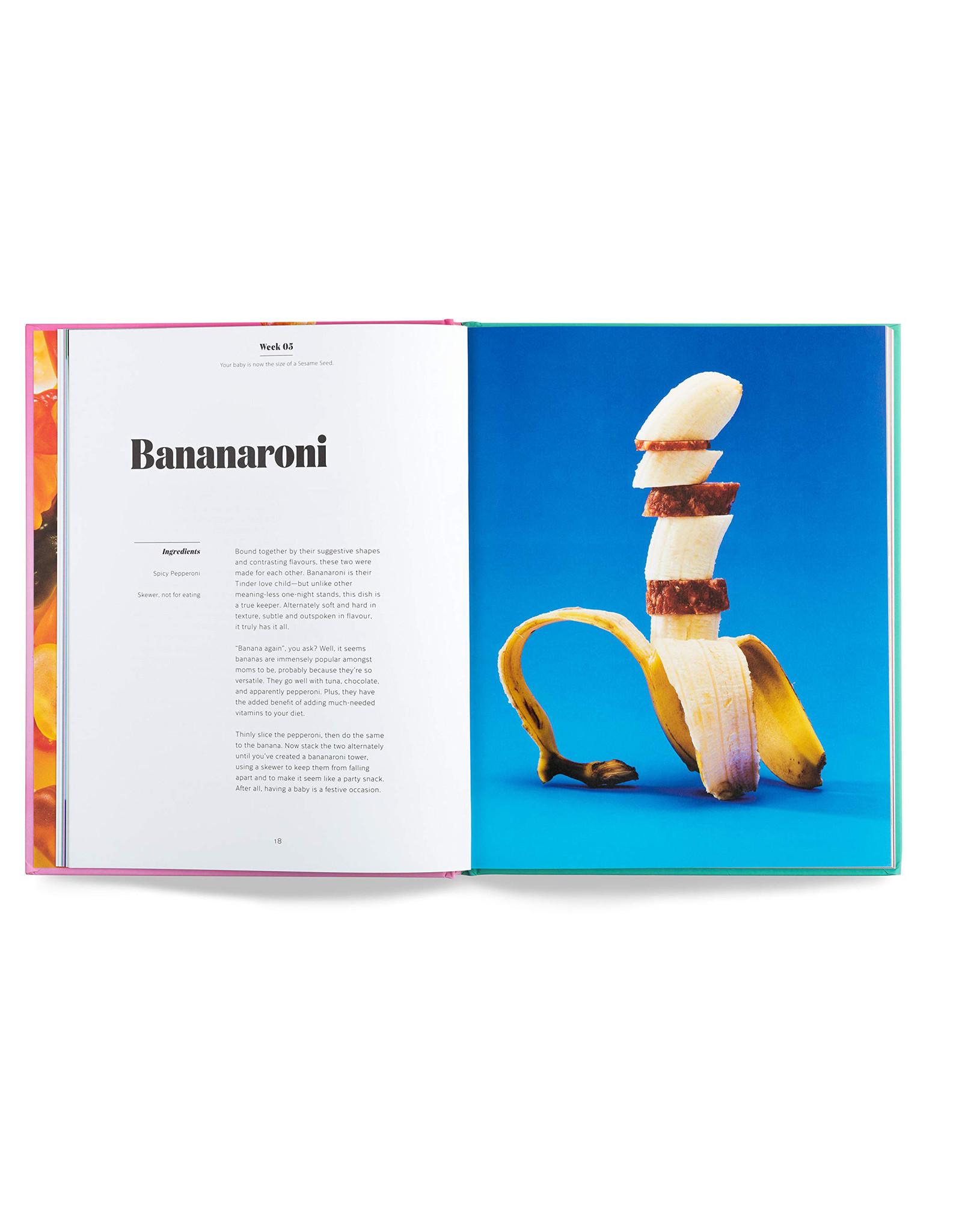 Pregnancy Cookbook