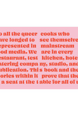 Tasty Pride: 75 Recipes & Stories From the Queer Food Community