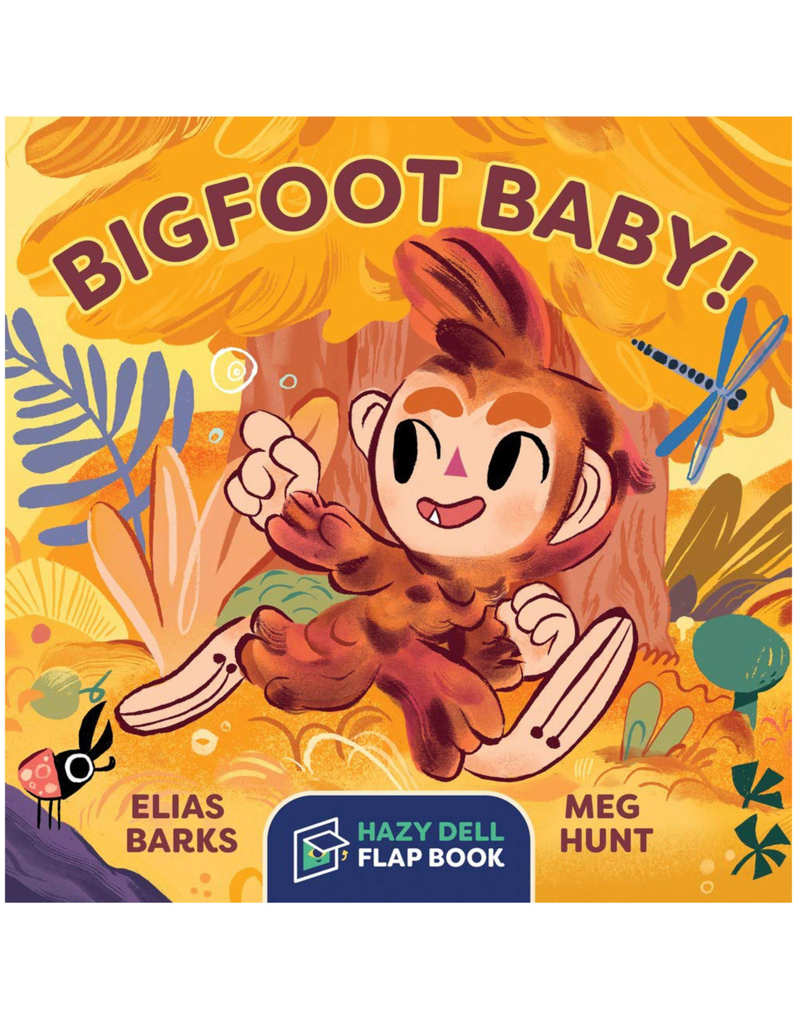 Bigfoot Baby