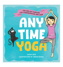 Any Time Yoga