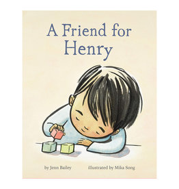A Friend For Henry Book
