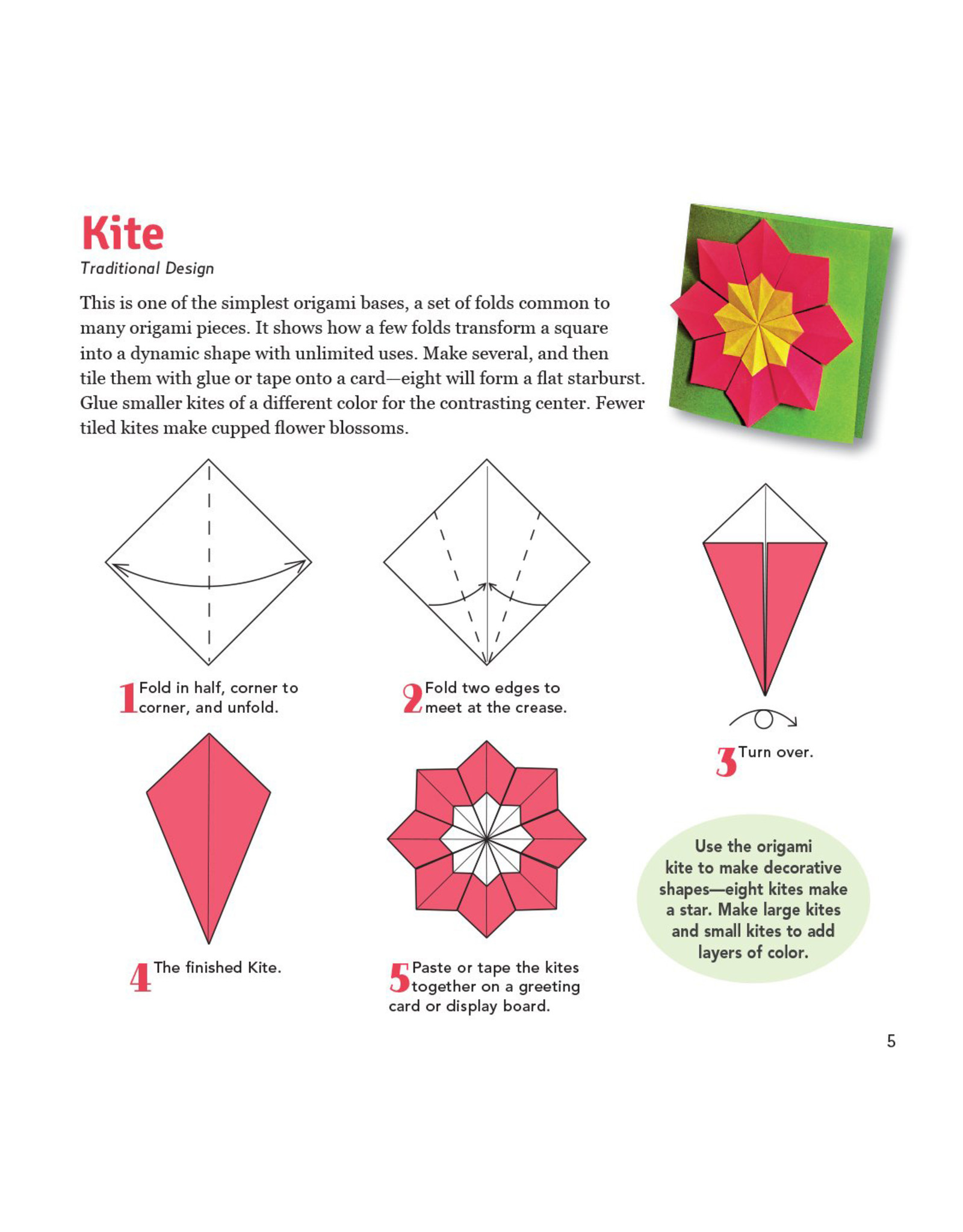 Classic Origami for Beginners
