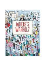 Where's Warhol? Book