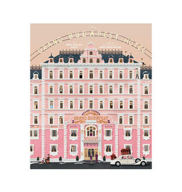 The Grand Budapest Hotel Book