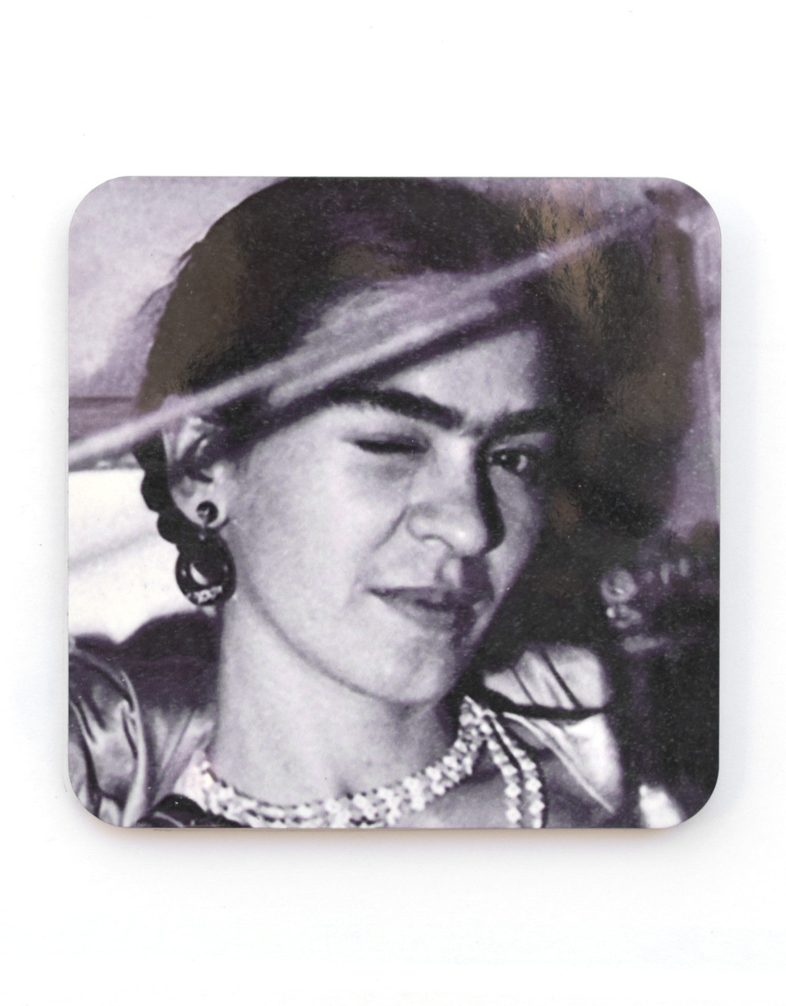 Frida Wink Coaster