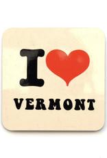 I Heart Vermont Coaster