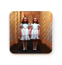 The Shining Twins Coaster