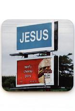 Jesus - Beefy, Cheesy, Glory Coaster