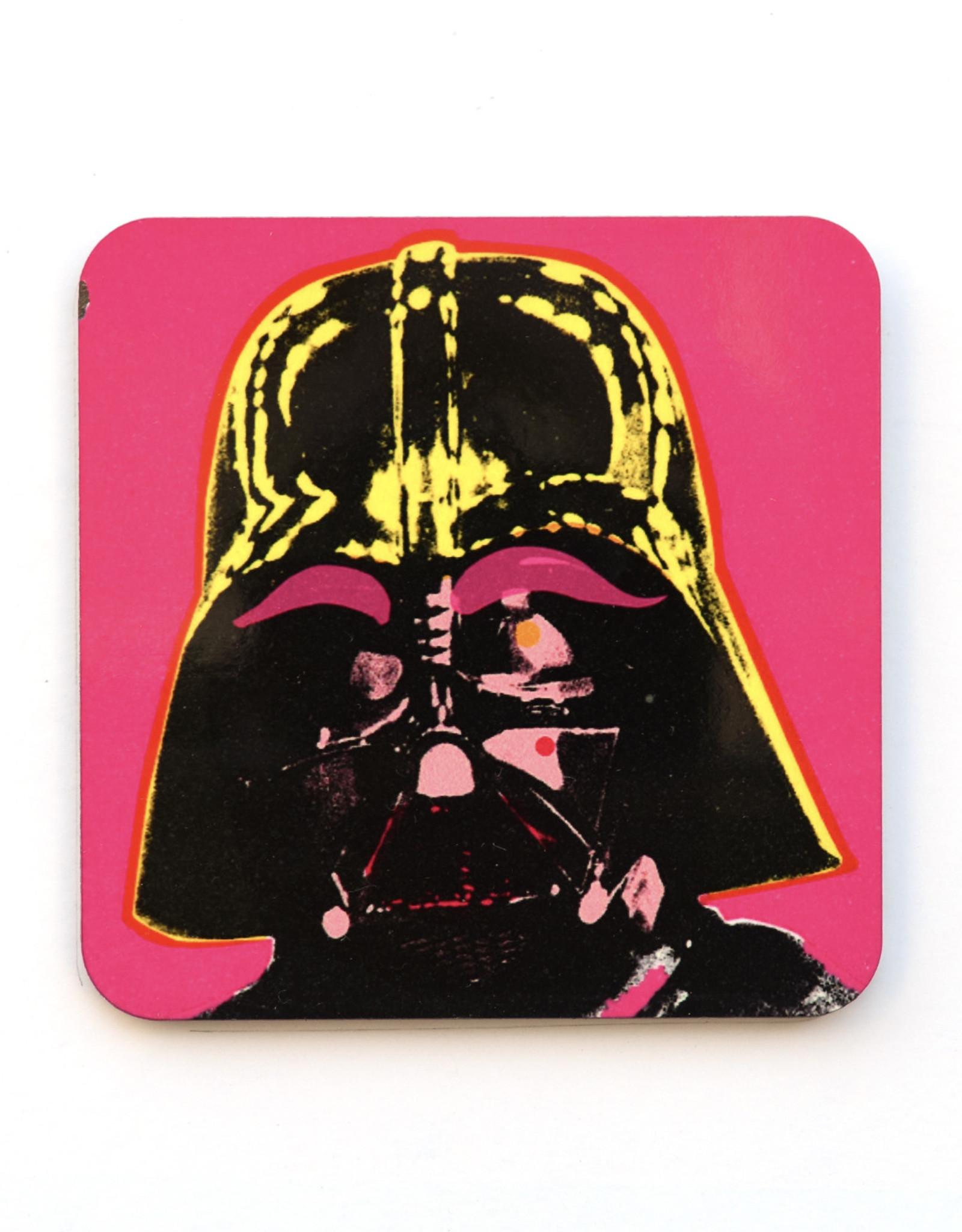 Pink Darth Vader Coaster