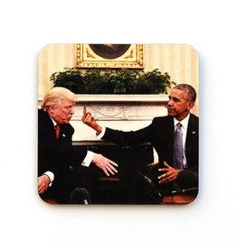 Obama's Middle Finger & Trump Coaster