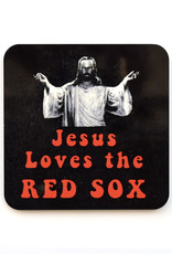 Jesus Loves the Red Sox Coaster