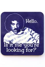 Hello Lionel Richie Coaster