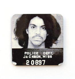 Prince Mug Shot Coaster