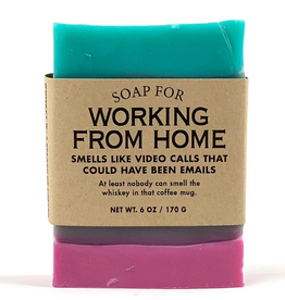 A Soap for Working From Home