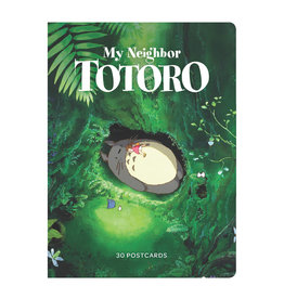 My Neighbor Totoro Postcard Set