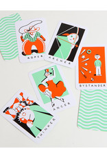 Richard McGuire's Go Fish Card Game - Seconds Sale