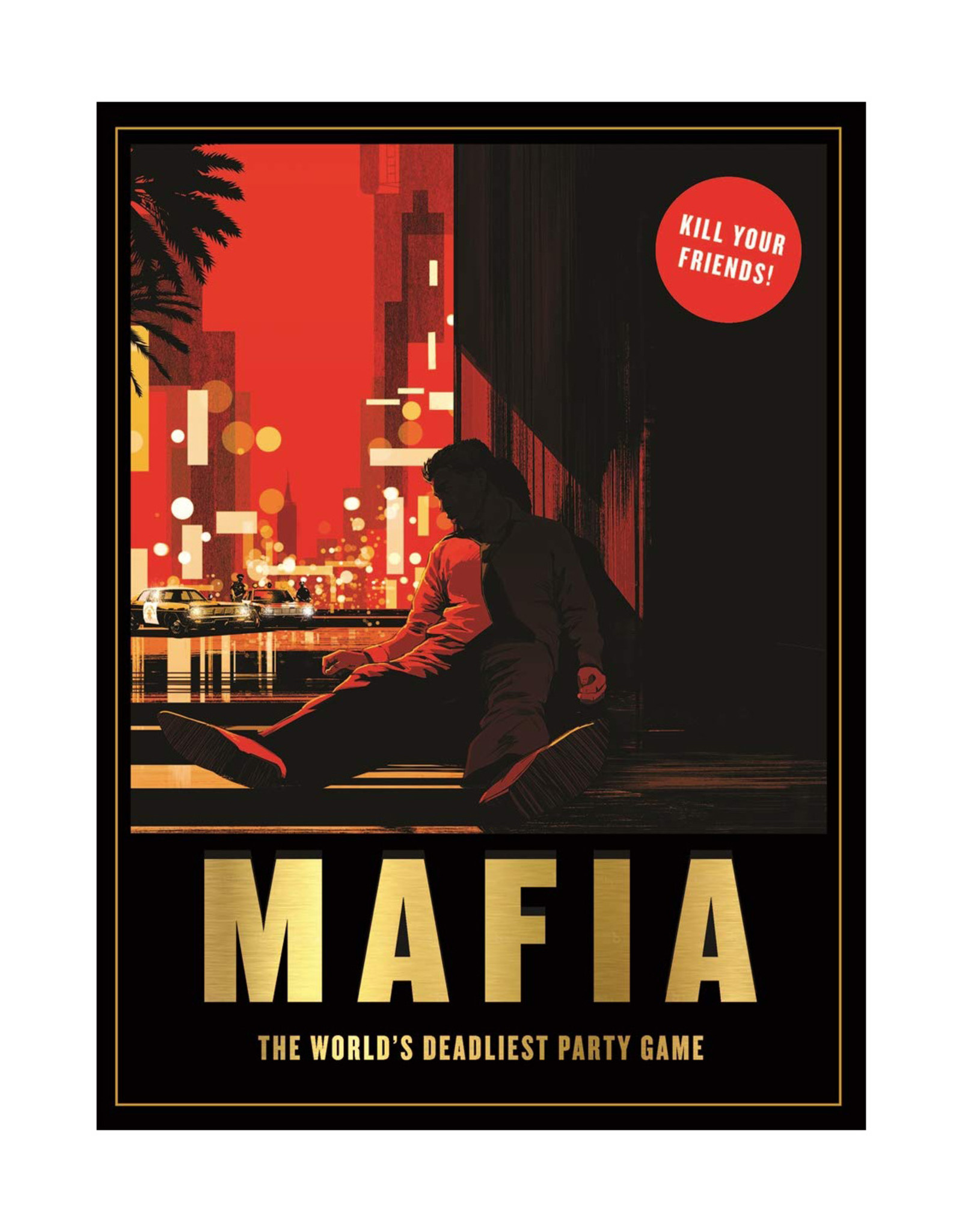 Mafia: The World's Deadliest Party Game