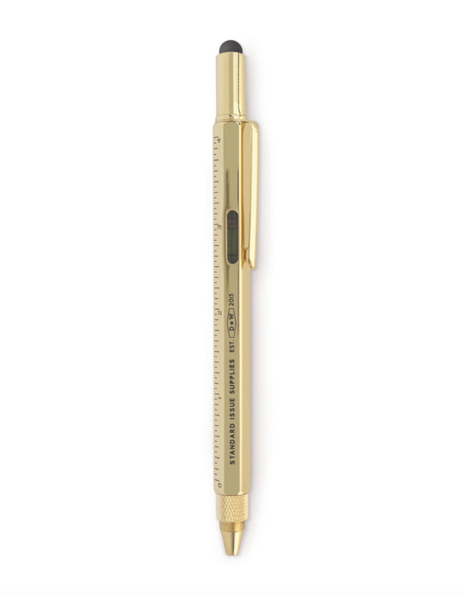 Multi-Tool Pen - Gold
