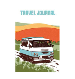 Sukie Travel Journal - Sunshine Camper