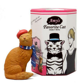 Amy's Favorite Cat Blind Box