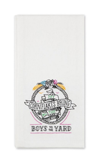 My Cornflakes Bring All The Boys To The Yard Dish Towel