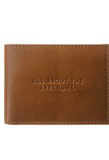 Men's Wallet - All About The Abrahams