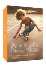 Sun. Skate. Seventies. Post Cards