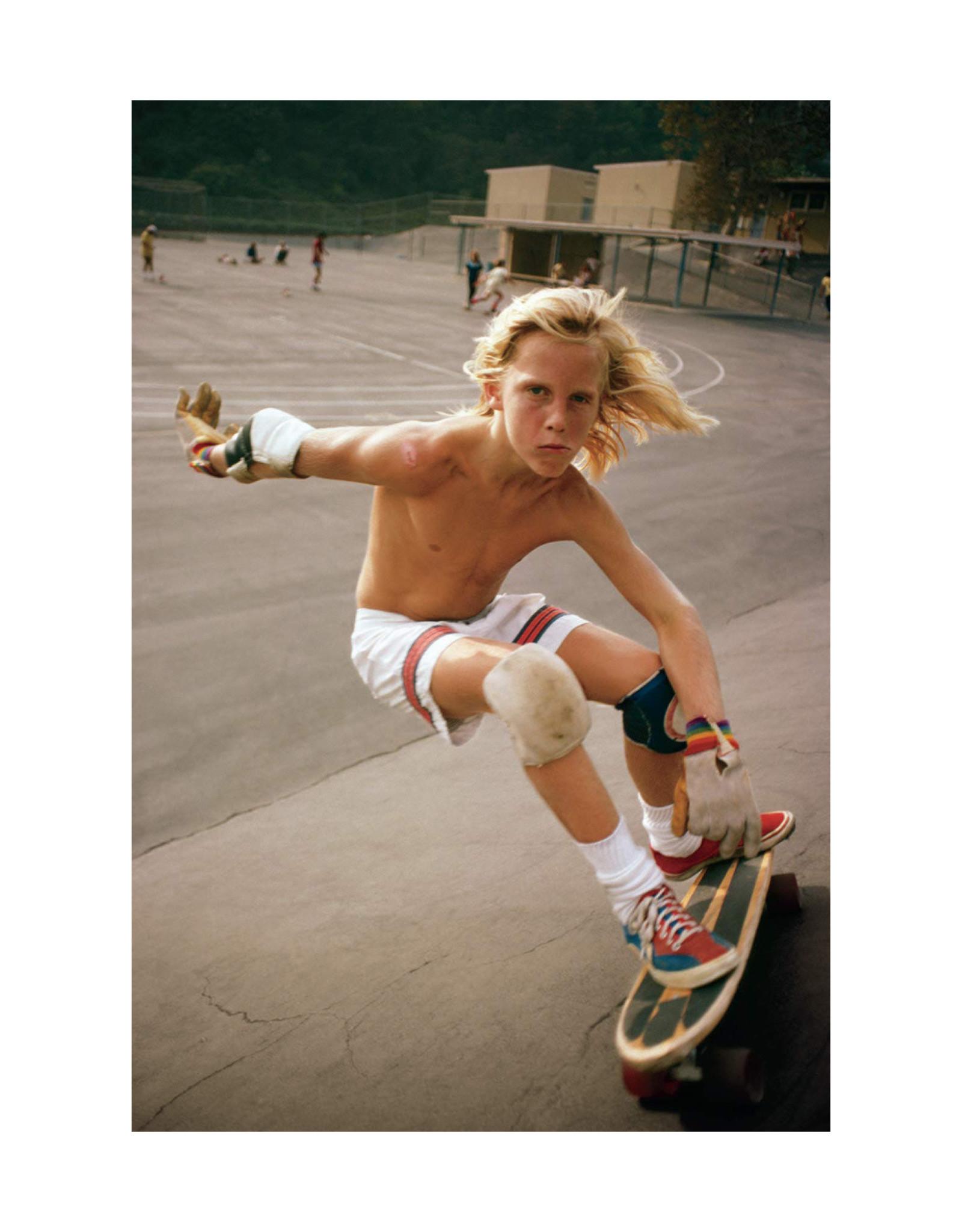 Sun. Skate. Seventies. Postcards