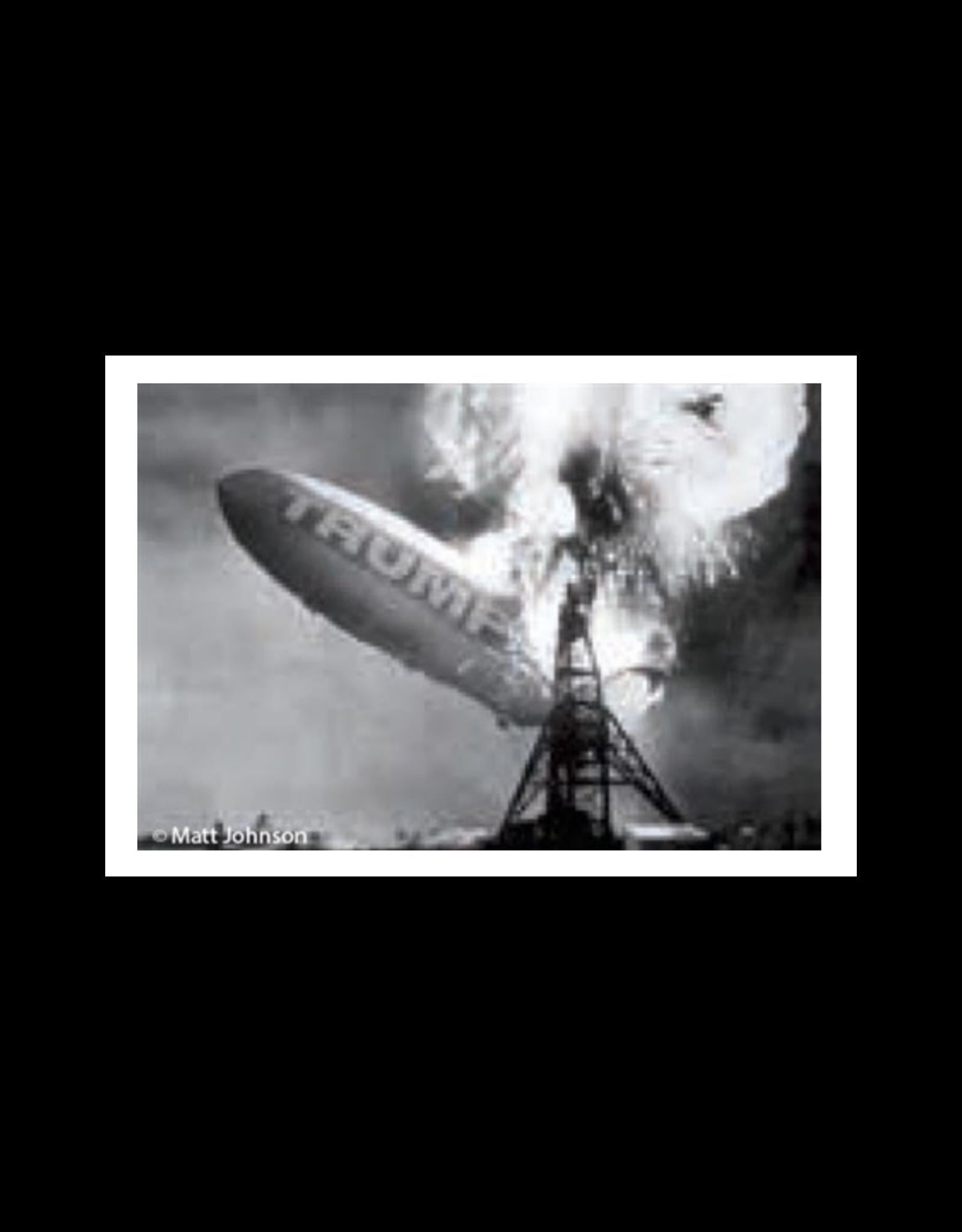 Trump Blimp Explosion Magnet