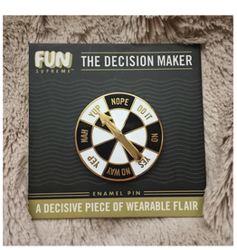 The Decision Maker Pin