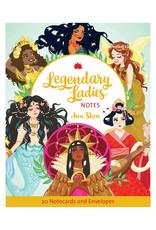 Legendary Ladies Notecard Set