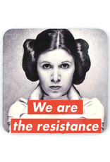 We Are The Resistance Coaster