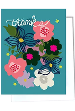 Thank You Snips Greeting Card