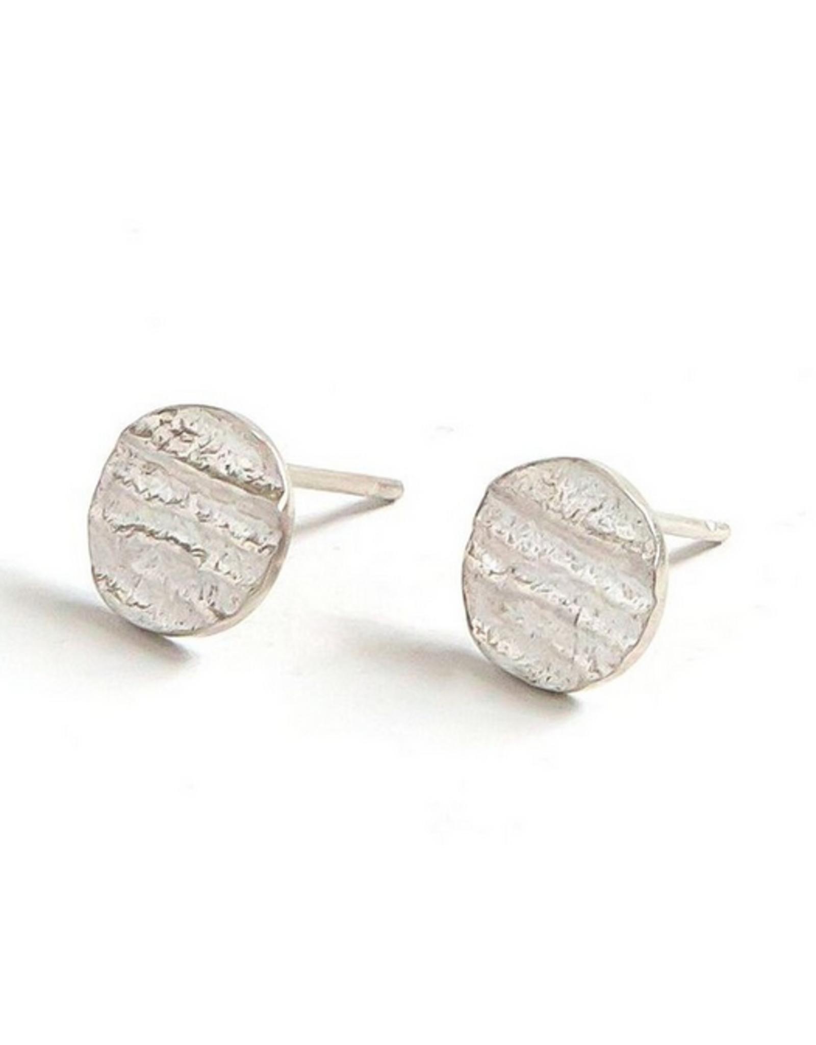 Fossil Stud Earring
