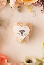 Champagne Heart Soap - 4 oz