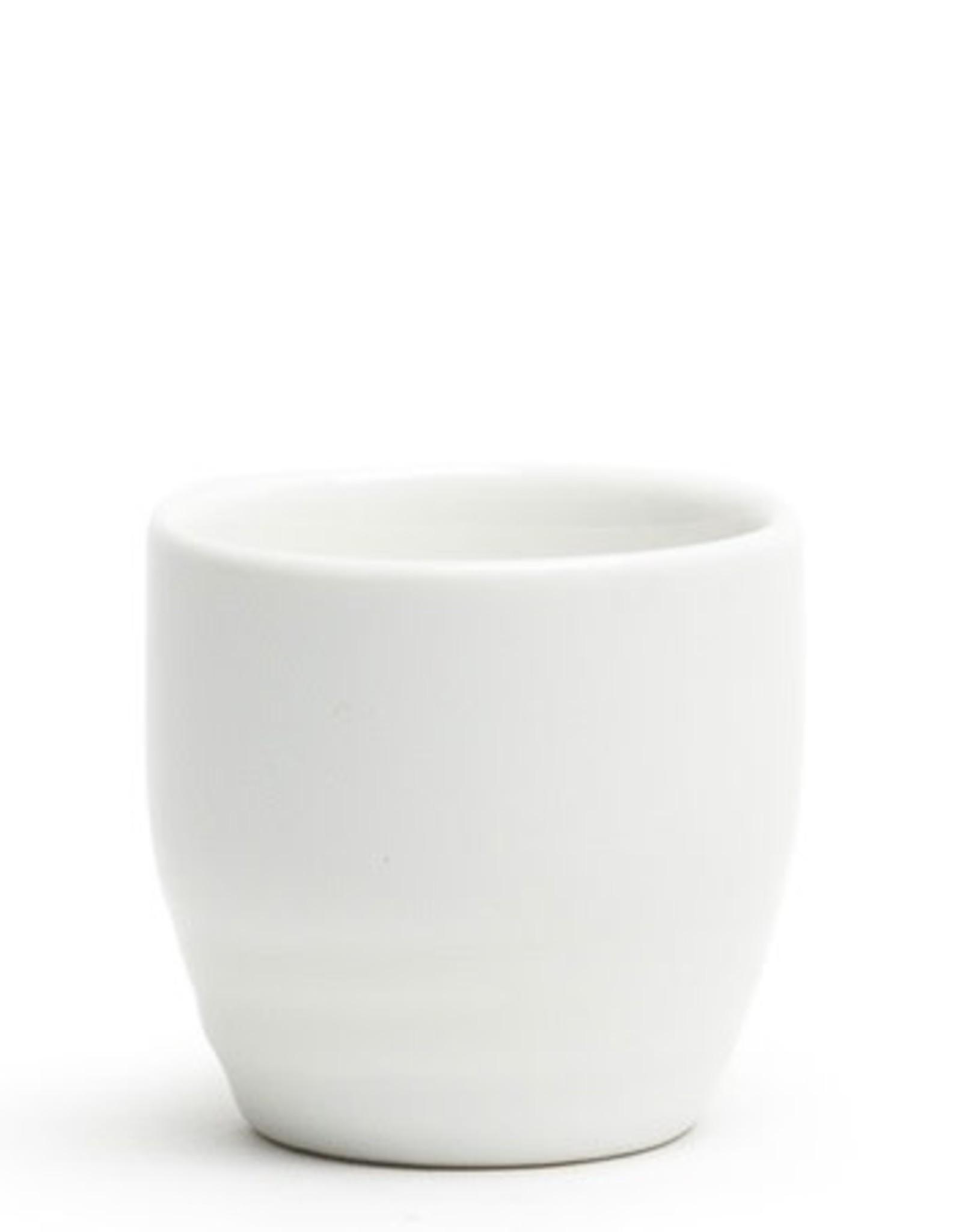 Sake Cup White