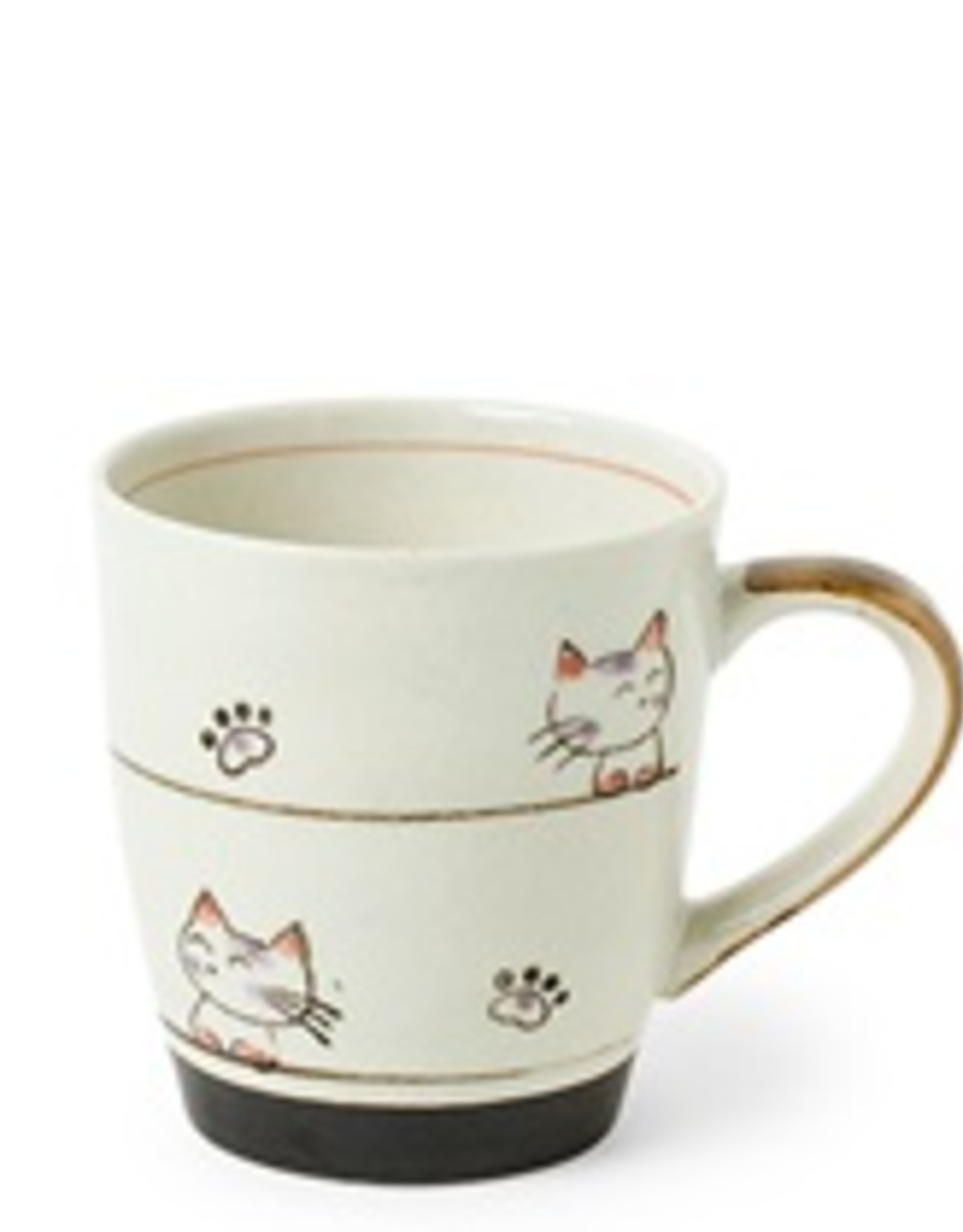 Orange Cat Ceramic Mug