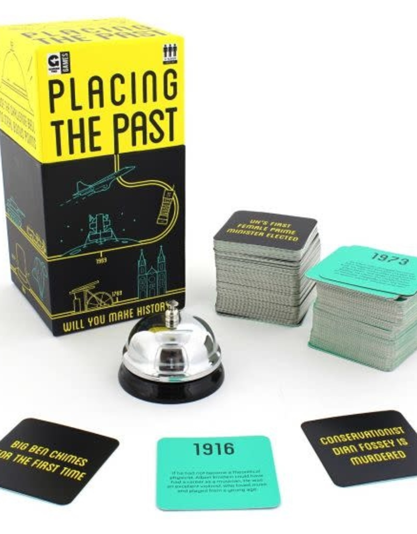 Placing the Past Table Top Game