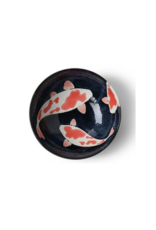 Koi Shallow Bowl