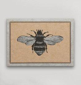 Bee Mini Print