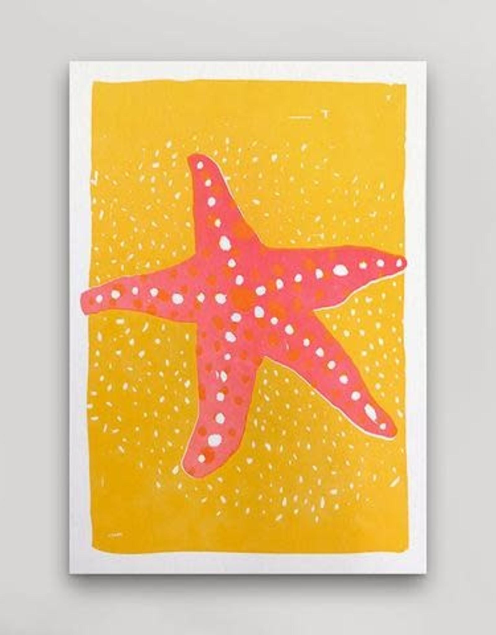 Starfish Mini Print