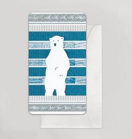 Polar Bear Mini Card
